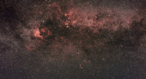 NGC 7000, NGC 6974, IC 1318
